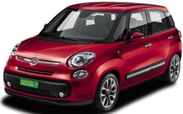 Prenota Fiat 500 L 1,6