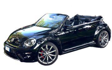 Prenota VW Maggiolino Cabrio R Line Turbo