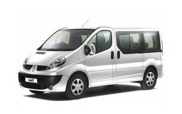Prenota  Renault Trafic 9 posti