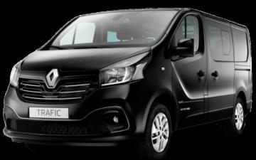 Prenota Renault Renault Trafic 9 posti