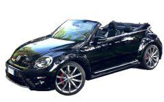 VW Maggiolino Cabrio R Line Turbo